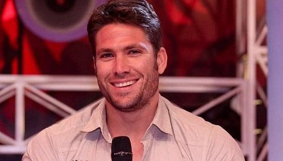 Paco Bazán, conductor de televisión en ATV. | Foto: GEC