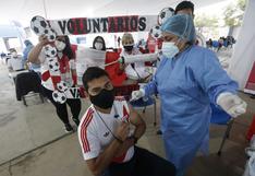 Exitosa vacunación a mayores de 29 años en la Ciudad Blanca