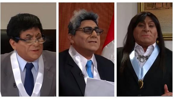 Carlos Álvarez presentó sketch sobre audiencia de Keiko Fujimori (VIDEO)