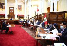 Comisión Especial del TC culminó con entrevistas personales a los 17 postulantes