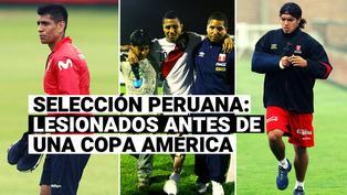 Al igual que Renato Tapia, conoce qué seleccionados nacionales sufrieron alguna lesión previa a la Copa América