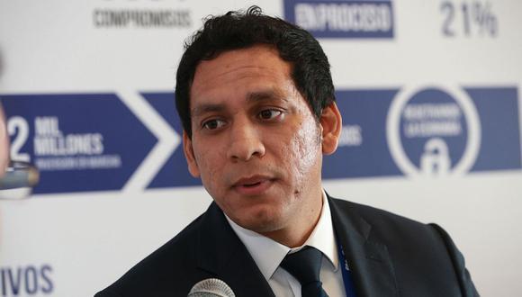 Luis Valdez, virtual congresista de APP por Trujillo, aseguró estar a favor de que se investiguen a miembros de Los Cuellos Blancos del Puerto. (Foto: Andina)