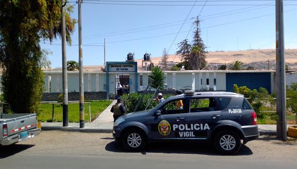 En la morgue central de Tacna permanecía el cuerpo no identificado desde la semana pasada. (Foto: Correo)