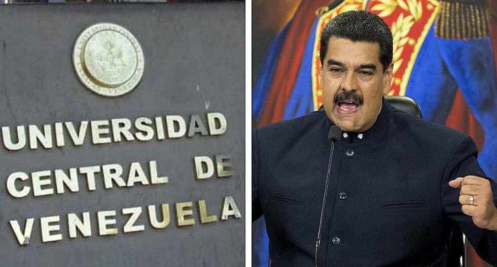 Universidad venezolana negó los argumentos de sabotaje de Nicolás Maduro