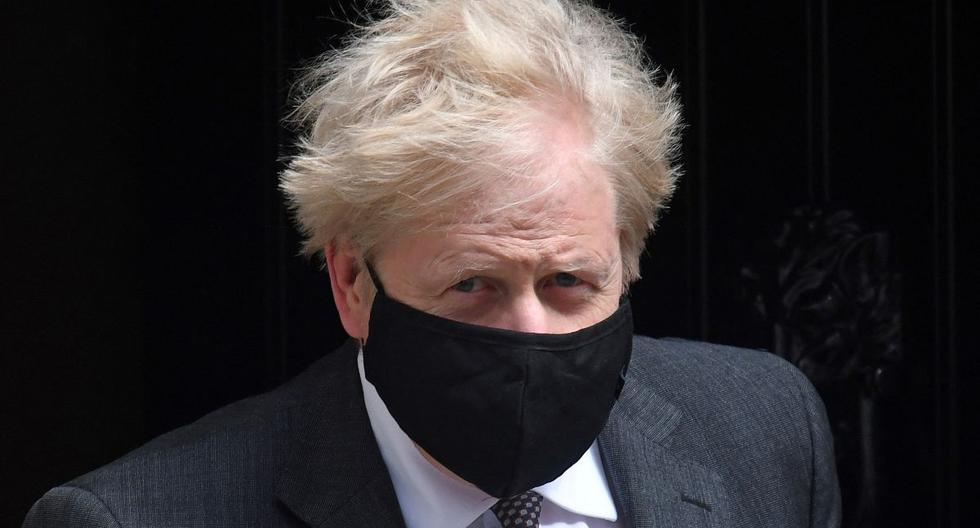El primer ministro del Reino Unido Boris Johnson. (Foto: DANIEL LEAL-OLIVAS / AFP).