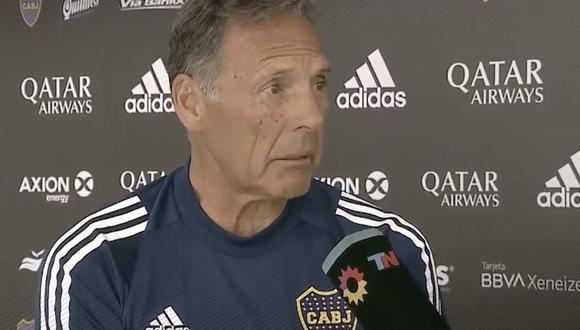 Miguel Ángel Russo fue anunciado como nuevo entrenador de Boca Juniors este mercado, en reemplazo de Gustavo Alfaro. (Foto: Agencias)