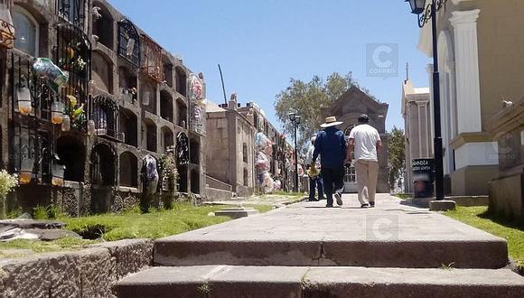 Incluirán a cementerio de piedra de Sabandía en ruta turística