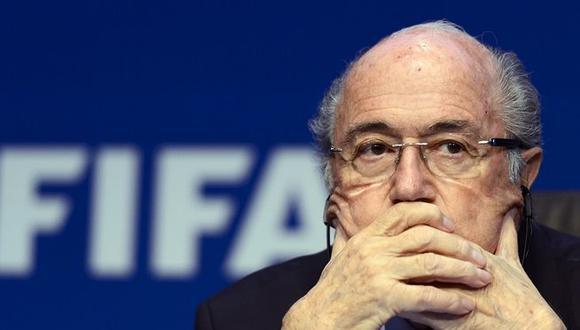 Joseph Blatter: Estos importantes patrocinadores exigen su inmediata renuncia
