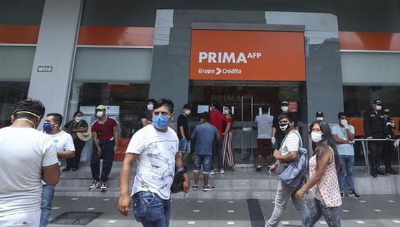 El 3 de diciembre debería conocerse cómo será el procedimiento para solicitar el retiro de S/ 17.200 del fondo de pensiones (Foto: Andina)