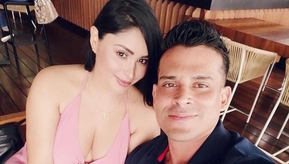 "Pamela Franco afirmó que tiene método para tener ""dominado"" a Christian Domínguez. (Foto: Instagram @pamela_francov1)"