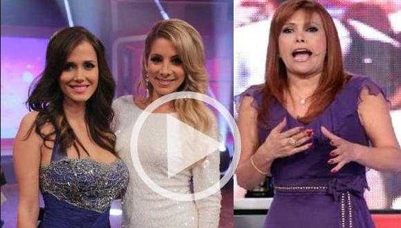 """Magaly Medina responde a Maju Mantilla y Sofía Franco: """"¡Tontas, gánense el respeto!"""" (VIDEO)"""
