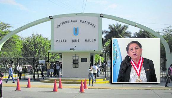 Dinero será destinado para mejorar la  infraestructura de facultades y equipamiento de laboratorio de la Universidad Nacional Pedro Ruiz Gallo.