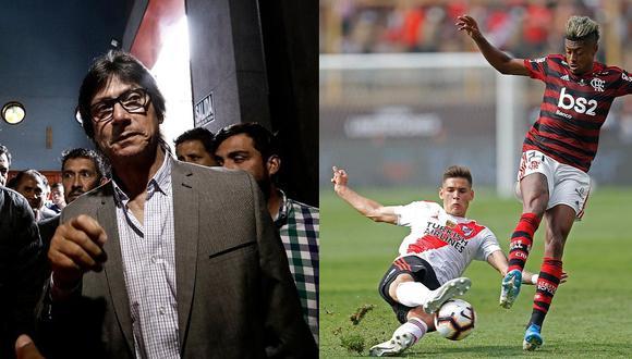 """""""El plantel estará concentrado, pero yo sí iré"""": dijo Comizzo sobre River Plate vs. Flamengo"""