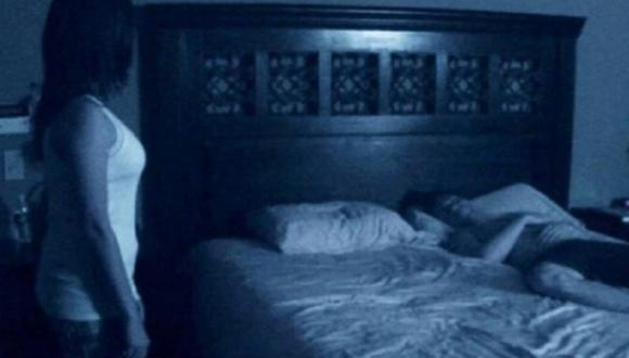 """""""Actividad paranormal"""" regresará a la gran pantalla en 2022. (Foto: Captura YouTube)"""