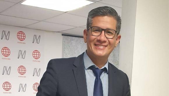 Erick Osores, feliz luego que América TV adquirió los derechos de los partidos de la Eurocopa y la Copa América. (FOTO: @erickosores)