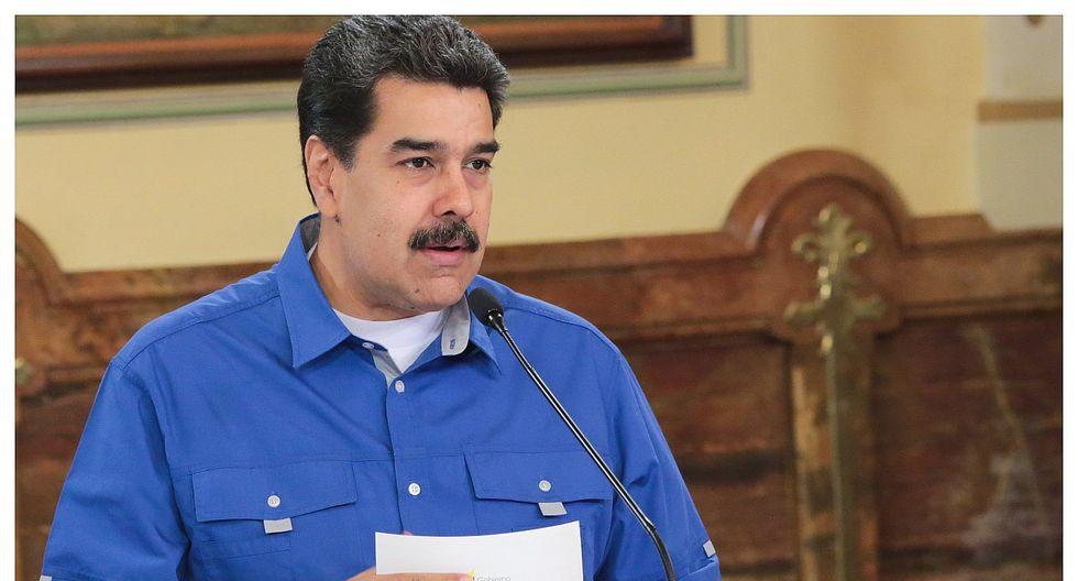 Nicolás Maduro culpa a Estados Unidos de violar embajada en Washington