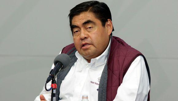 Gobernador del estado mexicano de Puebla, Miguel Barbosa, dijo que los pobres son inmunes al coronavirus (Foto: EFE)
