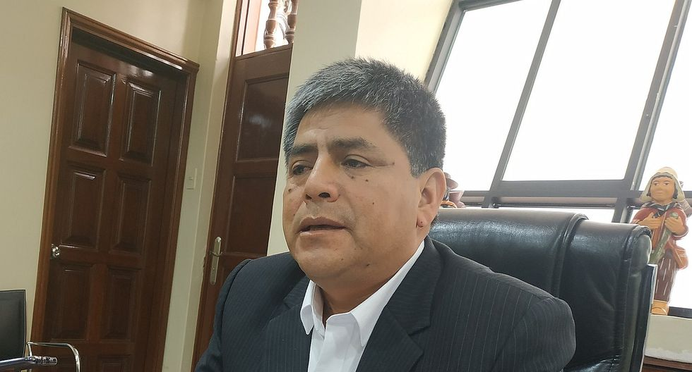 Gobernador insta al gobierno 'eliminar' los laudos arbitrales que perjudican ejecución de proyectos públicos