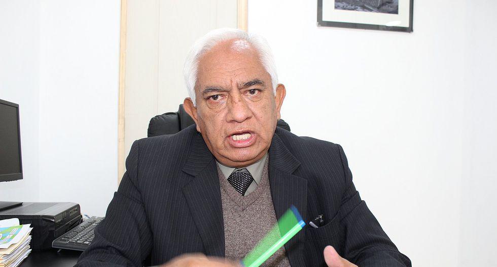 Presidente del JEE admitió que hubo dificultades para evaluar hojas de vida