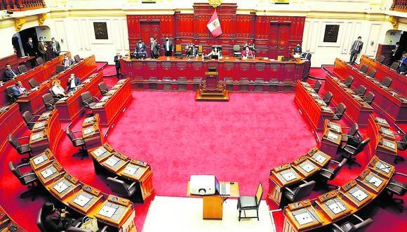 Proyecto de ley contra modificatorias de la gramática y lingüística fue presentado por el congresista César Gonzales Tuanama (Descentralización Democrática). (Foto: GEC)