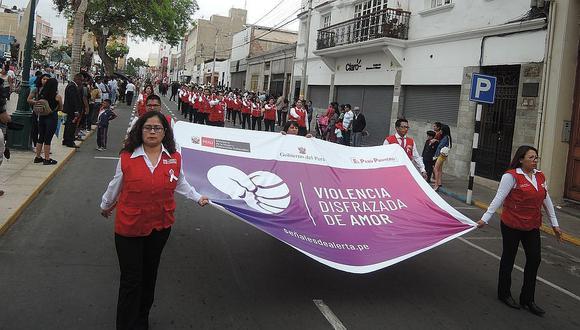 Álbarracín registra 42% de ataques a mujeres