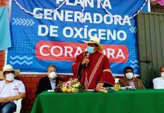 Planta de oxígeno de Cora Cora está en riesgo y funciona al 50%