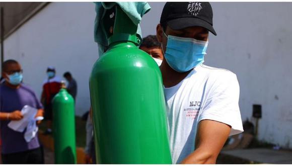 Iniciativa es para compra de planta y balones de oxígeno y así poder ayudar a pacientes que son víctima del COVID-19.