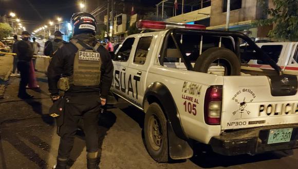 Policías en alerta para evitar reuniones en Semana Santa| Foto: Correo