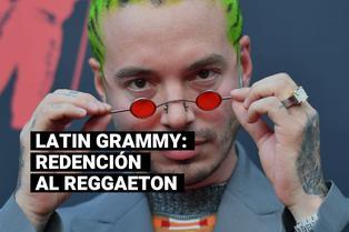 Latin Grammy: J Balvin domina la lista de  nominaciones con 13 candidaturas