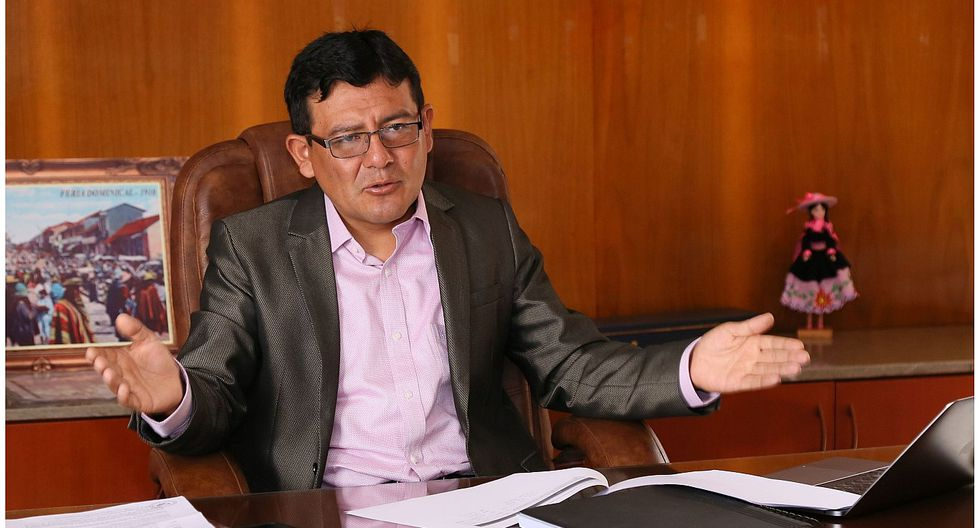 Alcalde de Huancayo anuncia empadronamiento general de venezolanos