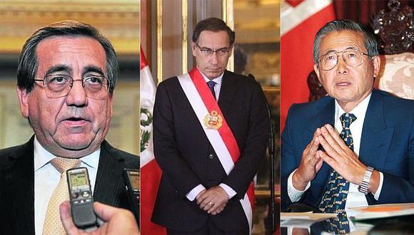 """Del Castillo: """"Martín Vizcarra me hace recordar a Alberto Fujimori antes del autogolpe"""""""