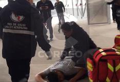 Panamericanos Lima 2019: Minsa y Policía Nacional realizan simulacro de respuesta ante posibles amenazas
