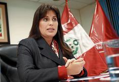 Carmen Omonte renunció a la bancada Alianza Para el Progreso