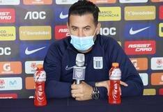 """Daniel Ahmed: """"Tuve cuatro días para entrenar ¿Y yo soy el culpable del descenso de Alianza?"""""""