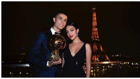 Cristiano Ronaldo: su novia Georgina Rodríguez comparte tierna foto familiar en Instagram