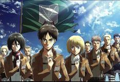 Trivia Anime: ¿cuánto sabes de Shingeki no kyojin?