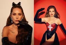 Camila Sodi le responde a cibernautas tras ser comparada con su tía Thalía (VIDEO)