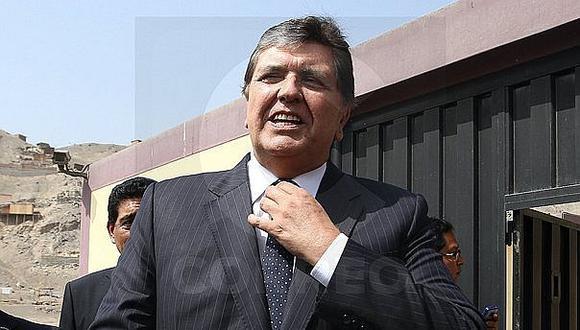 Canciller revela que Alan García ya se retiró de la embajada de Uruguay