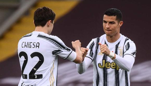 Juventus vs. Napoli se miden en el partido pendiente de la fecha tres de la Serie A. (Foto: AFP)
