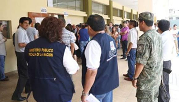 Cajamarca: 173 fiscales garantizan hoy el desarrollo de proceso electoral en Cajamarca