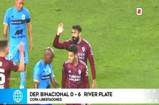 Copa Libertadores: Erick Osores cuestiona rol de Binacional