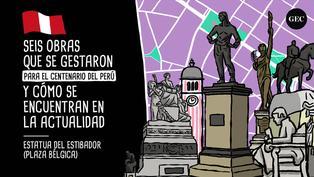 Bicentenario del Perú: Conoce la historia de la estatua del Estibador y cuál es su estado en la actualidad