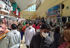 Incautan cerca de una tonelada de carne sin registro lista para ingresar al mercado de Huancayo