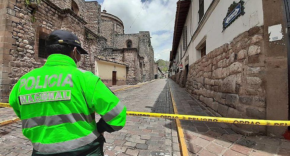 Policía que falleció en su domicilio en Cusco no tenía coronavirus