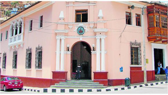 Ministerio de Economía congela cuentas de municipalidad de Tarma