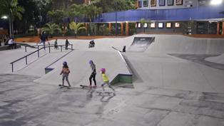 El 'skate' femenino pisa fuerte en Brasil tras el hito de Tokio