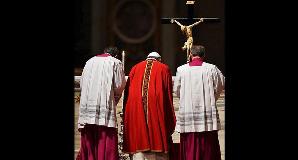 Papa Francisco: Rostro de la Sábana Santa refleja el de víctimas de violencia