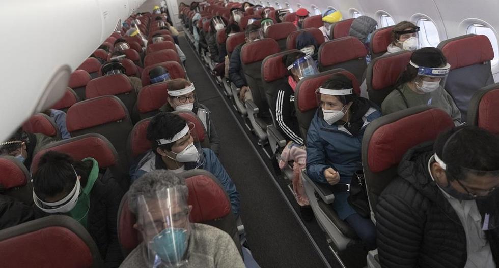 Vuelos internacionales empezarán con destinos a Chile, Ecuador, México y Colombia
