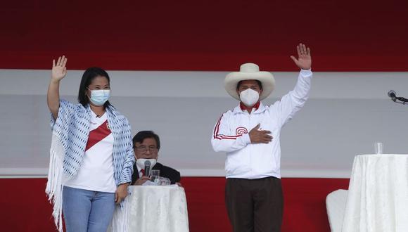 El debate fue en el distrito de Chota en Cajamarca. (Foto: Diego Pérez - GEC)