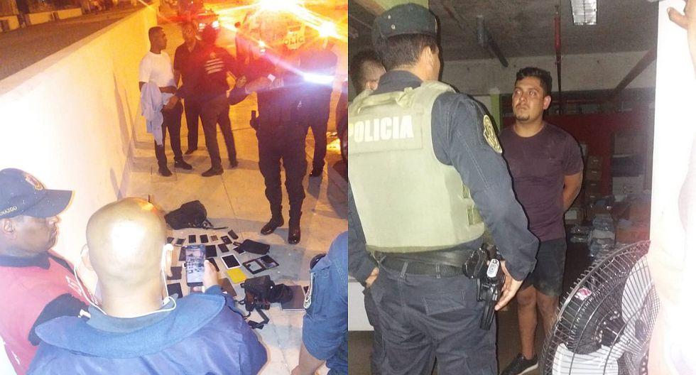 Serenos frustran robo a almacén de Palacio Municipal del Callao (VIDEOS Y FOTOS)